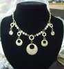 ZN0342 Fashion charming crystal necklace jewelry