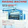 wide width raising machine