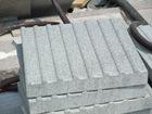 granite tactile paving