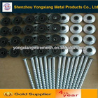 """1.5"""" galvanized straight/best metal roof/roofing nails(factory)"""