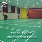 Badminton Court Vinyl Floor For Indoor Sport Hall