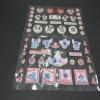 cartoon magic wall sticker