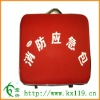 Red Fire Emergency Bag