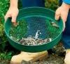 metal garden sieve -garden tools