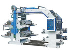 GD-4800 PE Bag Four-Color Flexo Printing Machine