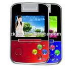 2012 newest mp4 digital player 8gb manual with Game,Camera,FM Radio