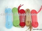 tip printed flat Shoelace