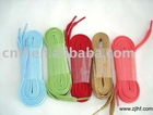 tip printed flat Shoelace