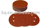 sand paper,sanding disc,abrasive disc,grinding disc for velcro and PSA