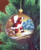 wholesale glass christmas ball ornaments