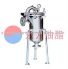 vacuum filter for plant and animal oil