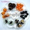 Fashion Jewelry Halloween jewelry glass beads set