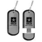 Flash Line Dog Tag Drive