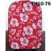 flower design folding EVA luggage