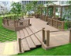 Wpc Material,wpc Decking Floor, Railing