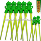 LFGB & FDA standard silicon chopsticks