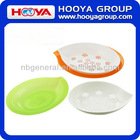 Leaf Plastic Bilayer Fruit Dish