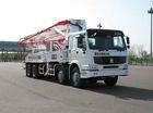 QINGONG 48m Truck-mounted concrete pump HDT5401THB-48/5