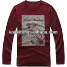 promotional long sleeve t shirt