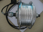e bike front wheel motor ,hub brushless motor/low noise ,CE approved