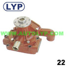 DH280-3 Water Pump For Daewoo Excavator