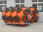 marine rubber fender for ship launching