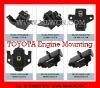 TOYOTA Engine Mounting OEM:12302-13042,OEM:12031-13020,OEM:12361-0CO10,OEM:12361-54143