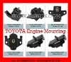 TOYOTA Engine Mounting OEM:12302-13042,OEM:12031-13020,OEM:12361-0CO10,OEM:12361-54143