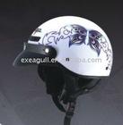 fashion &cool motorcycle helmet