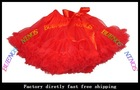 Free shipping Wholesale Baby Pettiskirts Tutu Skirts Baby Girls Pettiskirts 20pcs/lot