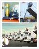 sinotruk howo tipper truck - hydraulic system
