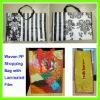 Laminated Reusable PP Woven shopping bags