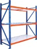 3 Tier heavy duty warehouse shelf with CE