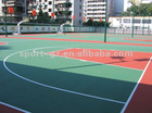 sports court coating/arcylic sport court flooring