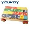wooden toys alphabet printing block