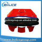 latest inflatable life raft with 16 persons