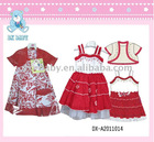 hot sales summer fashion child frock