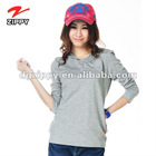 2012 new products autumn women's hooded t-shirt