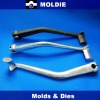 Aluminum forging parts of motorcycle starting lever