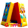 infltable kids toss game / Inflatable toss game 3 in 1