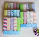 2013 100 cotton baby blanket gift set