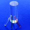 High Quality Colored/Clear Acrylic Rods