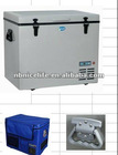 20/30/45/55/60/70/80L Portable 100% Solar Car Refrigerator/Freeze,DC Compressor Freezer