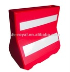 Plastic Traffic Barrier, Rotational Molding