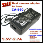 camera power adapter for Canon camera CA-560