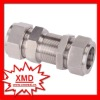 stainless stell bulkhead ferrule connector fitting