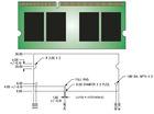 Wholesale 1RX8 256M x 64 Bit PC3 106600 CL9 204 Pin Laptop SODIMM 2GB RAM