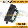 SO-04 Microphone flow switch plastic