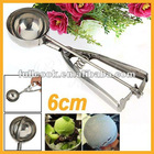 Stainless Steel Ice Cream Scoop/Muffin Mix/Cookie Dough Spoon/Potato Masher
