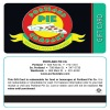 Spa/Salon/Gym/Casino Mifare Magnetic Membership Card